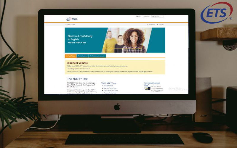 ثبت نام TOEFL iBT و پرداخت هزینه آزمون | آسان کارت