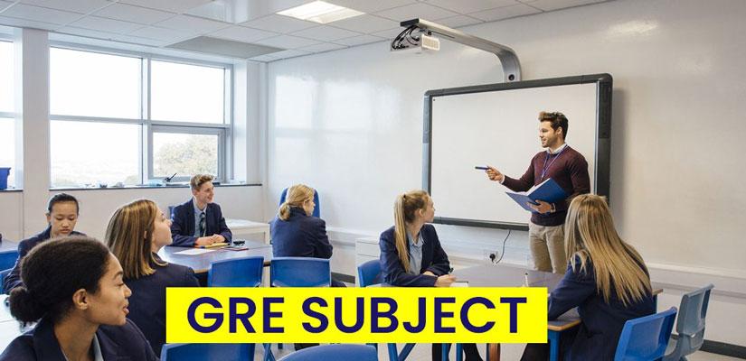 ثبت نام آزمون GRE Subject جی آر ای سابجکت, Rescheduling, Report | آسان کارت