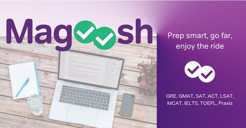 ثبت نام و خرید از سایت مگوش Magoosh | آسان کارت