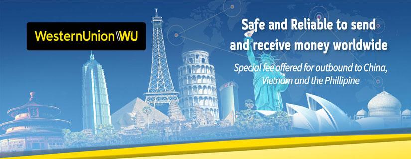 نحوه افتتاح حساب وسترن یونیون Western Union و انجام حواله ارزی | آسان کارت