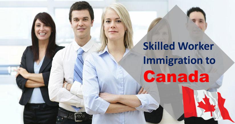 چگونه هزینه برنامه کار حرفه ای در کانادا – skill worker را انجام دهم؟ | آسان کارت