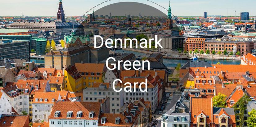 نحوه پرداخت هزینه گرین کارت دانمارک Denmark Green Card | آسان کارت