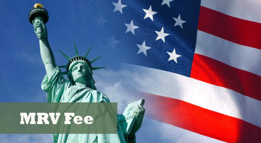 پرداخت هزینه تعیین وقت سفارت آمریکا MRV Fee | آسان کارت