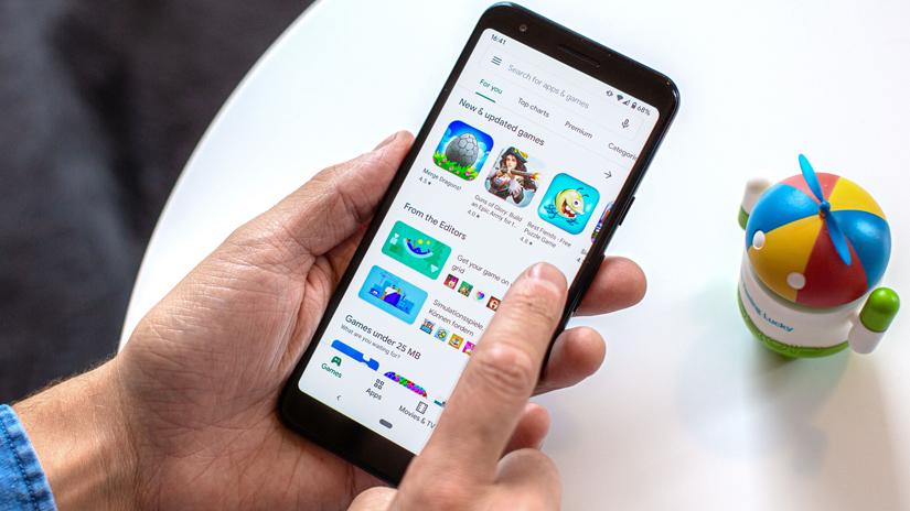 نحوه خرید از Google Play با ویزاکارت و مسترکارت | آسان کارت