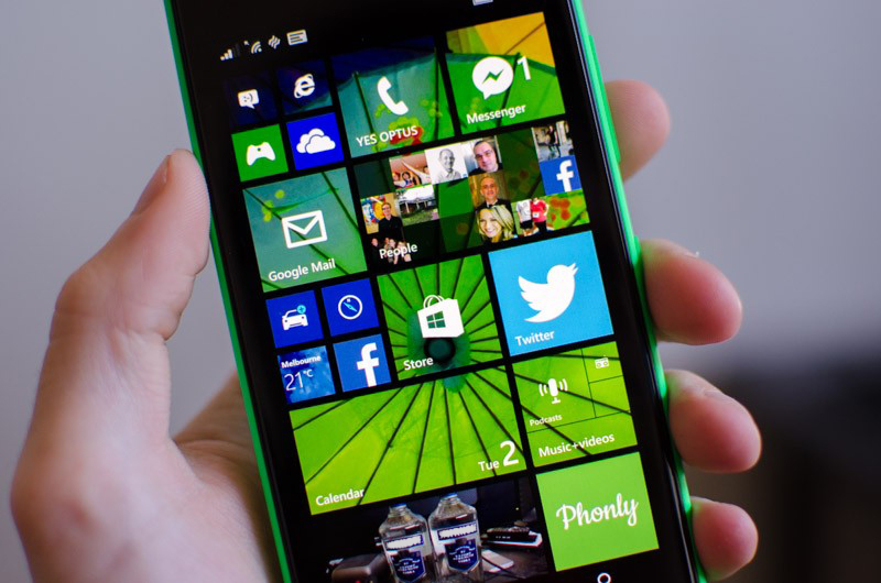 آموزش خرید اپلیکیشن از استور مایکروسافت windowsphone store | آسان کارت