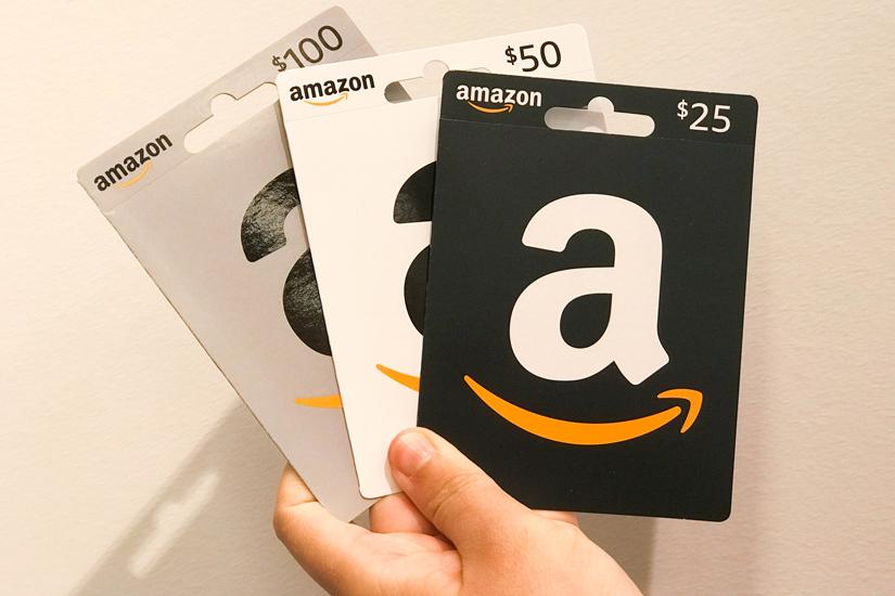 خرید گیفت کارت آمازون Amazon | آسان کارت