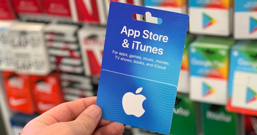خرید گیفت کارت App Store و آیتونز iTunes | آسان کارت