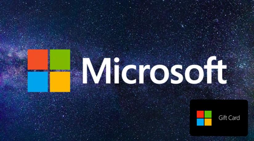 خرید گیفت کارت مایکروسافت Microsoft | آسان کارت