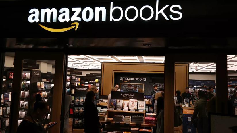 خرید کتاب از سایت آمازون Amazon | آسان کارت