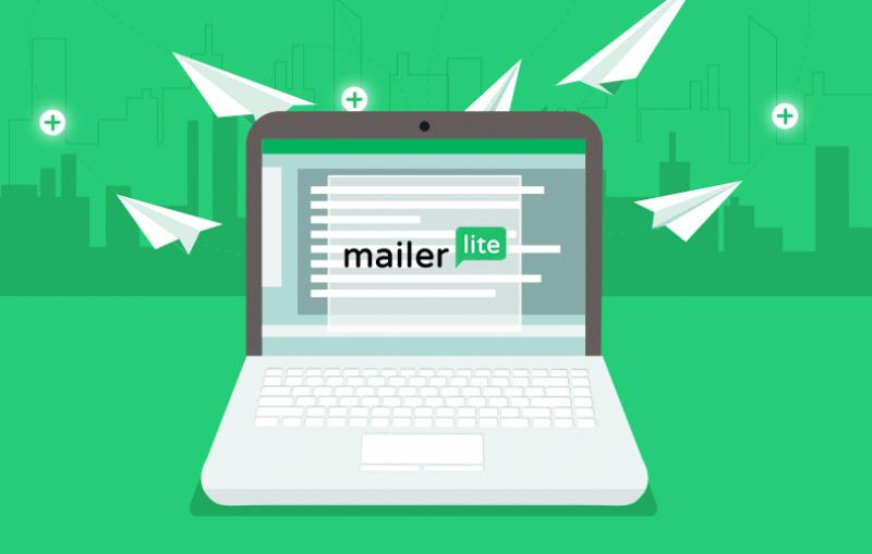 خرید سرویس ایمیل مارکتینگ از میلرلایت Mailerlite | آسان کارت