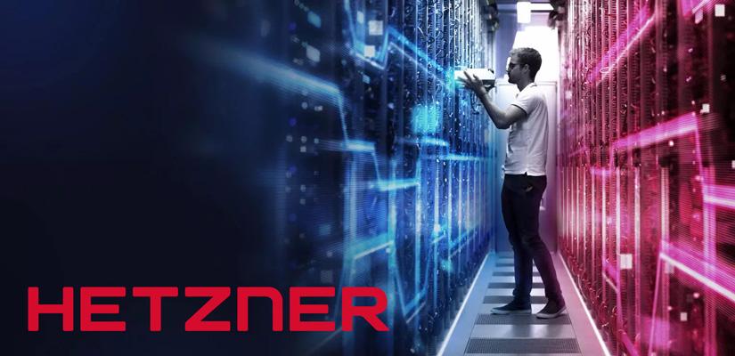 خرید سرور اختصاصی از دیتاسنتر هتزنر Hetzner | آسان کارت
