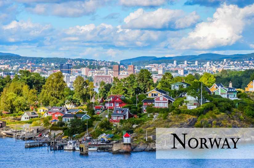 پرداخت هزینه وقت سفارت نروژ از طریق VFS | آسان کارت